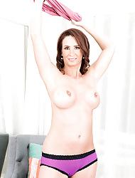 Eliza's mischievous tits, pussy plus aggravation affectation